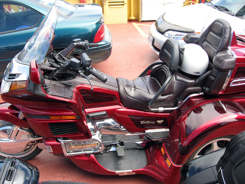 Honda Goldwing Lehman Trike
