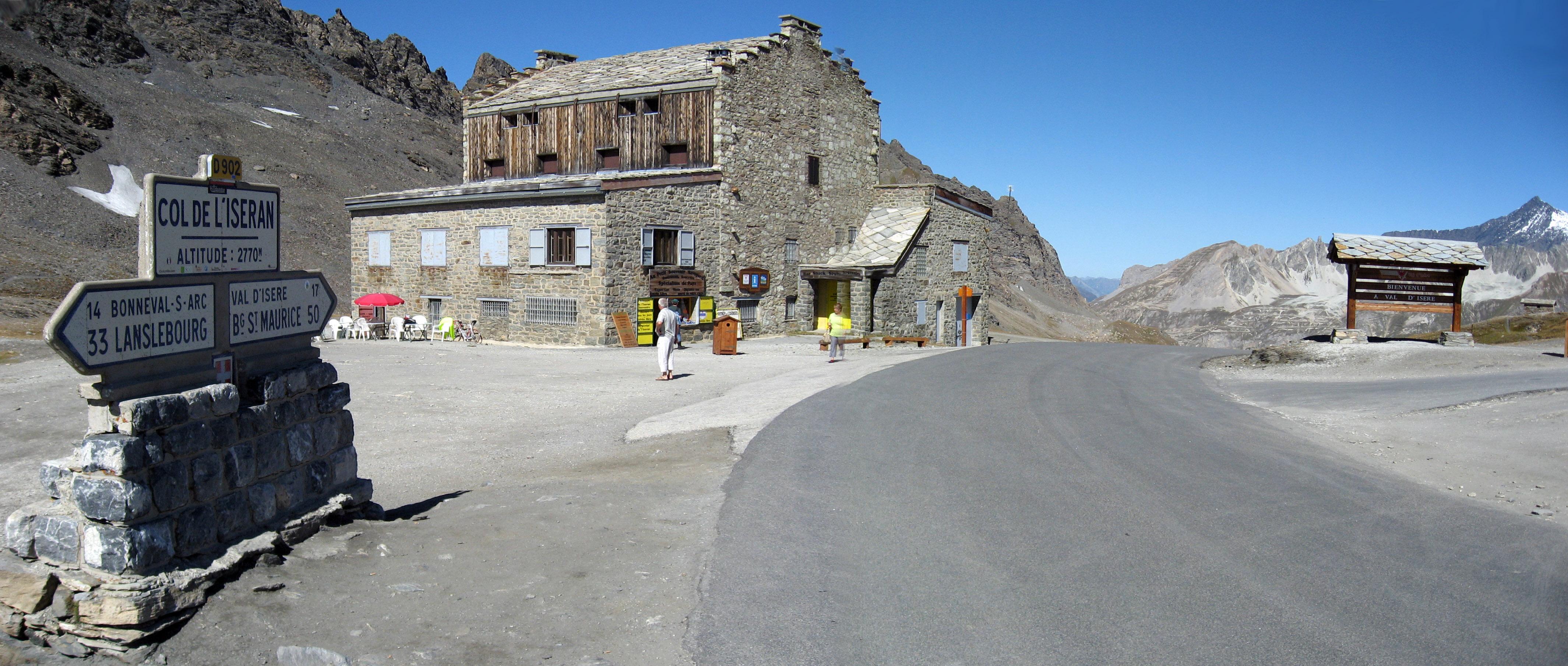 Col de l 39 iseran au coeur de la montagne - Office du tourisme bourg saint maurice ...