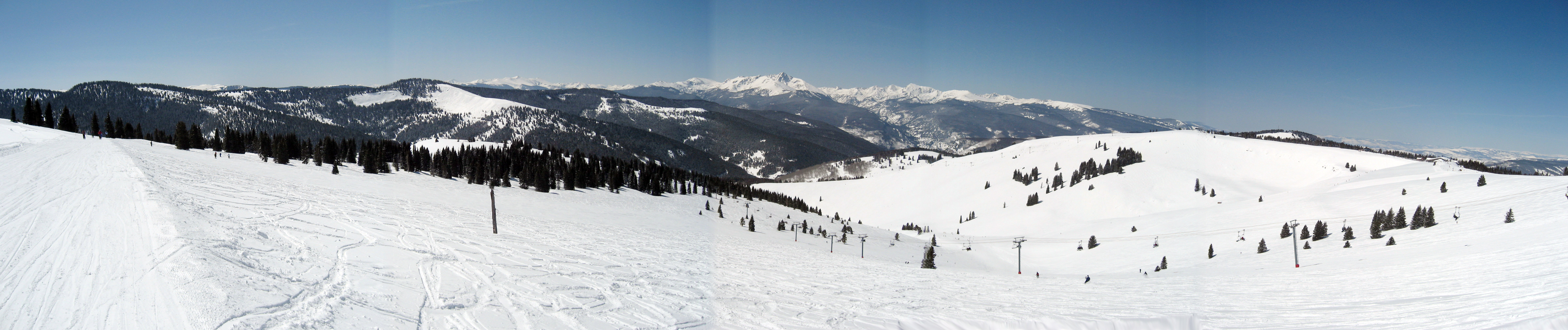Vail ___ Resort (tourist location in Colorado) - Daily ...