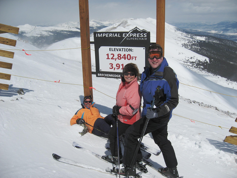 Mountain Haus Vail >> 2008 Breckenridge, Vail, Copper Ski Trip