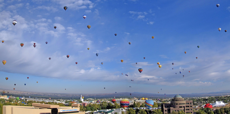 2010 Albuquerque Balloon Fiesta