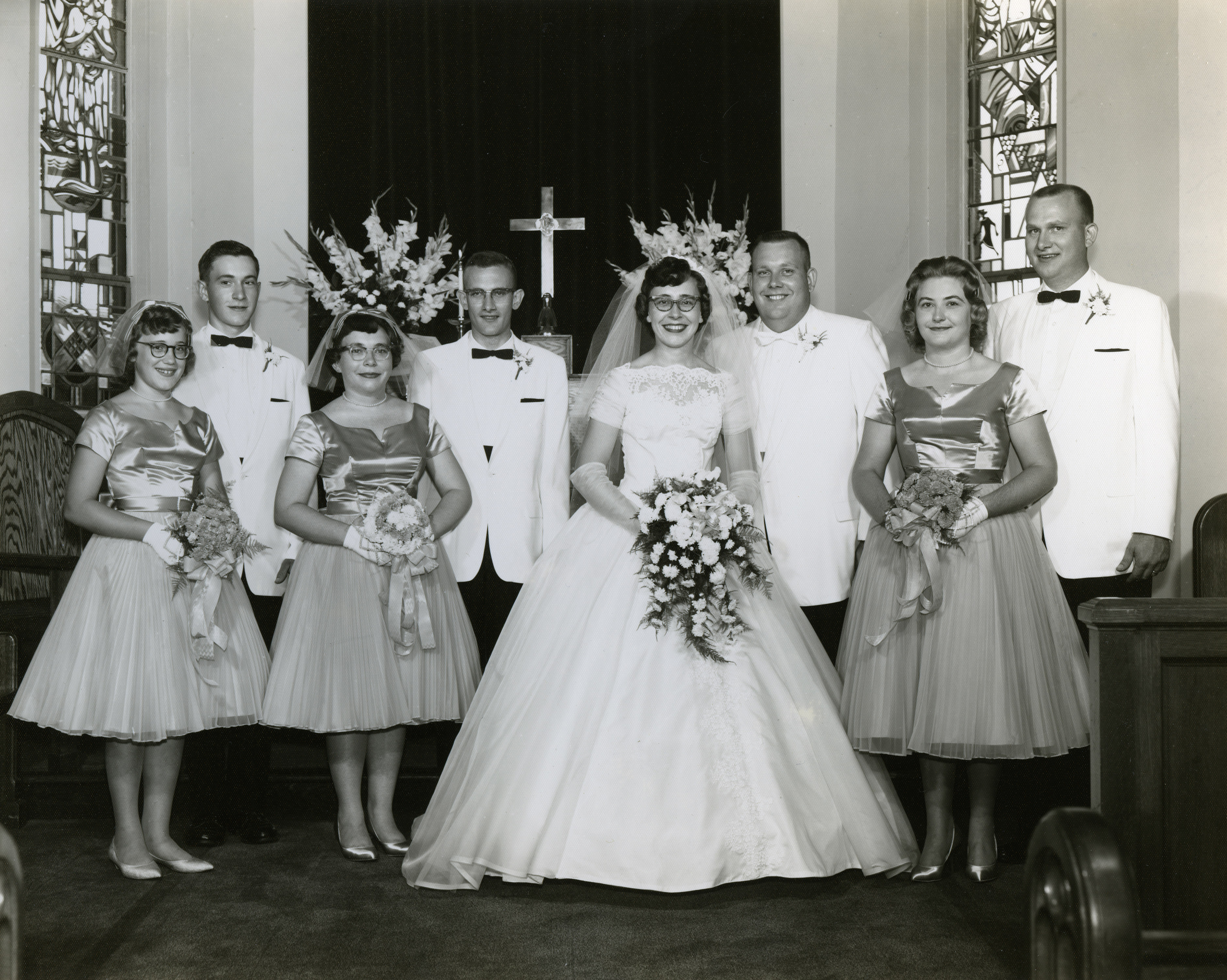 Wedding dresses: 50th wedding anniversary dresses for family