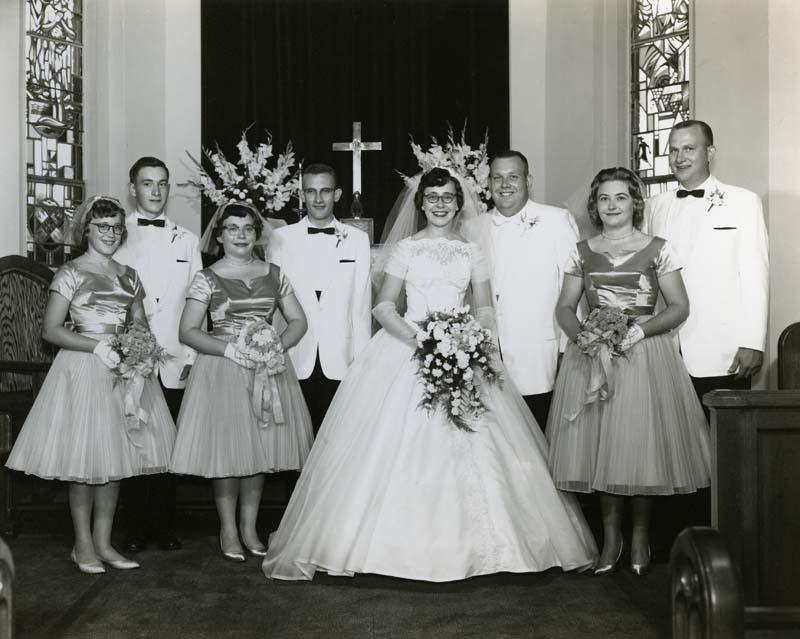 Howard And Virginia Wilson 50th Wedding Anniversary