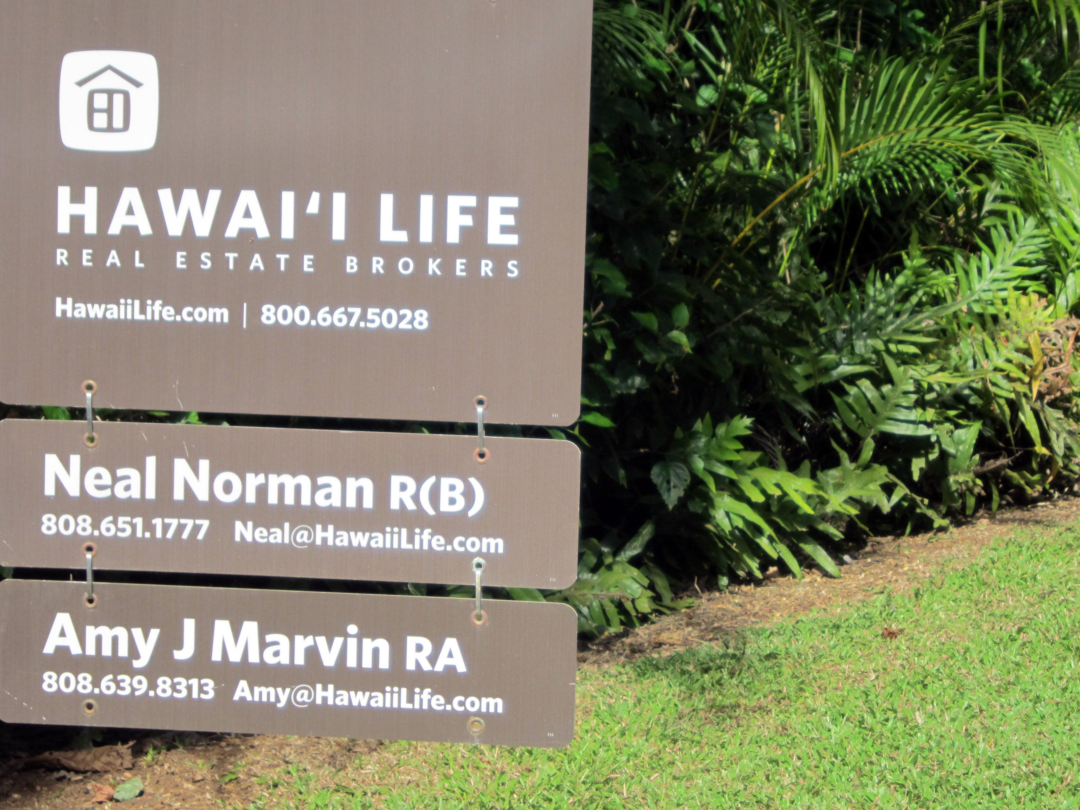 2012 hawaii kauai for Kauai life real estate