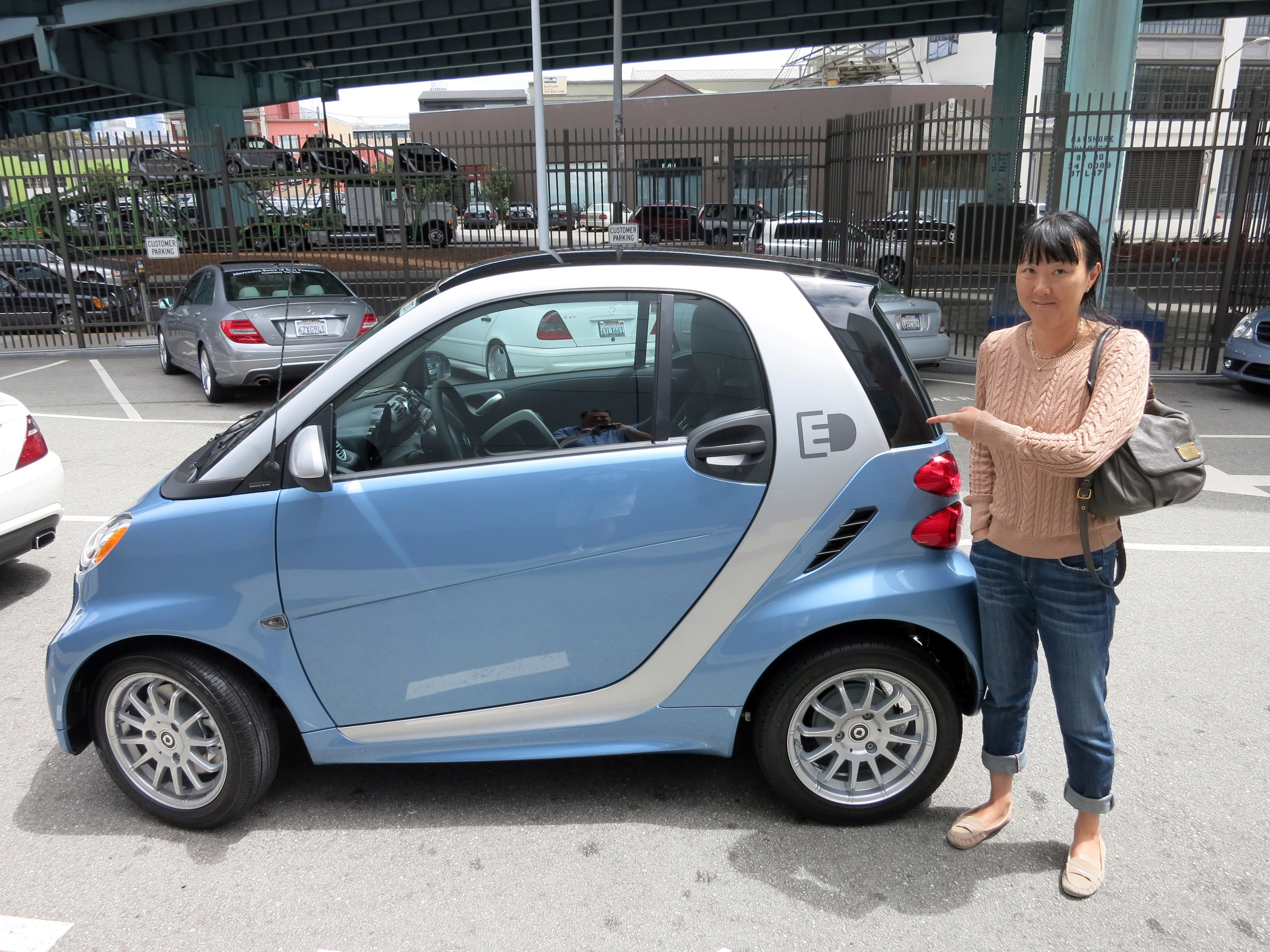 2013 Electric SmartCar