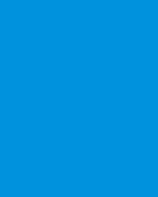 Plain Neon Blue Wallpaper 2014 Xperia Mini