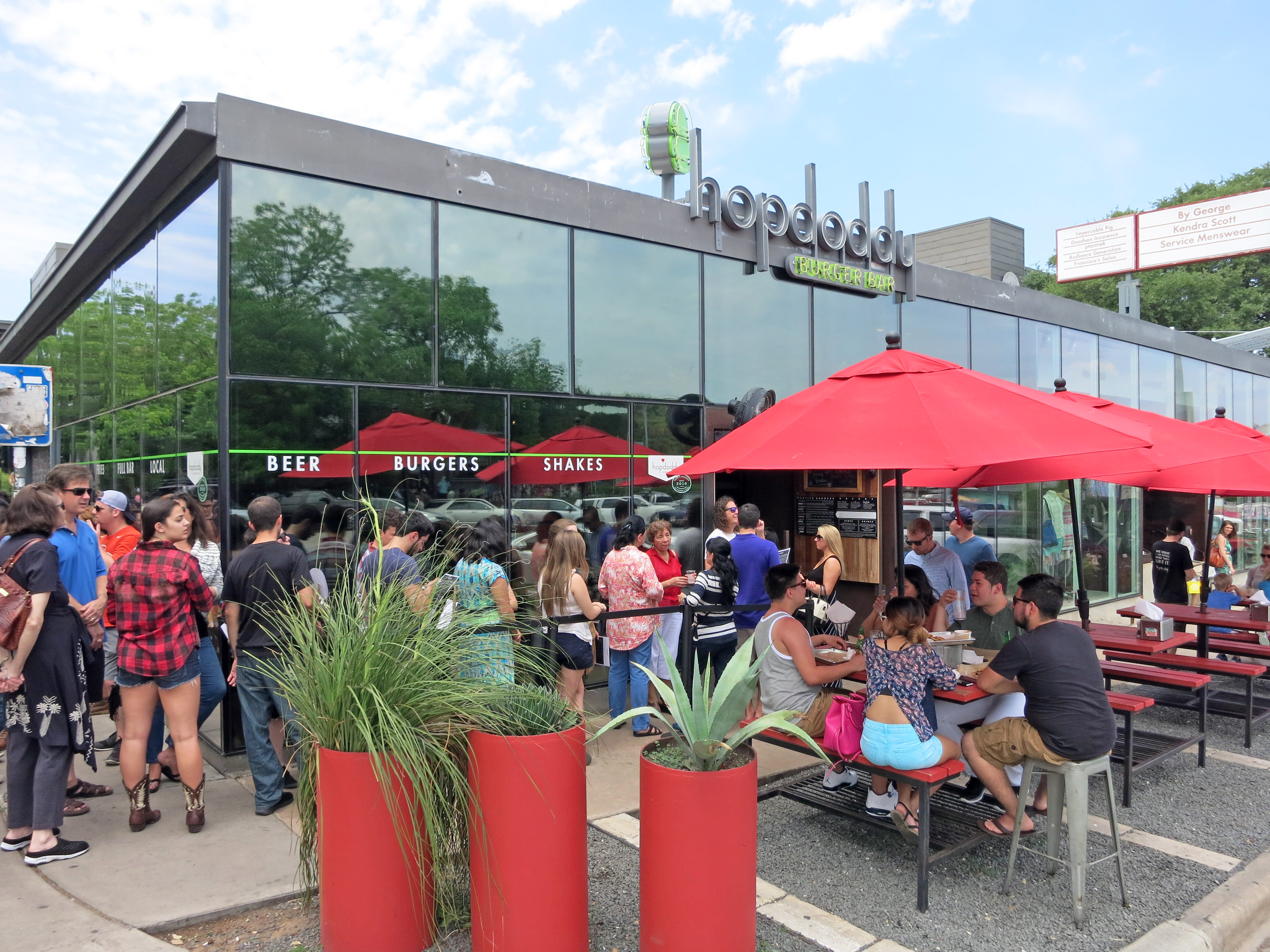 Image result for hopdoddy austin south congress