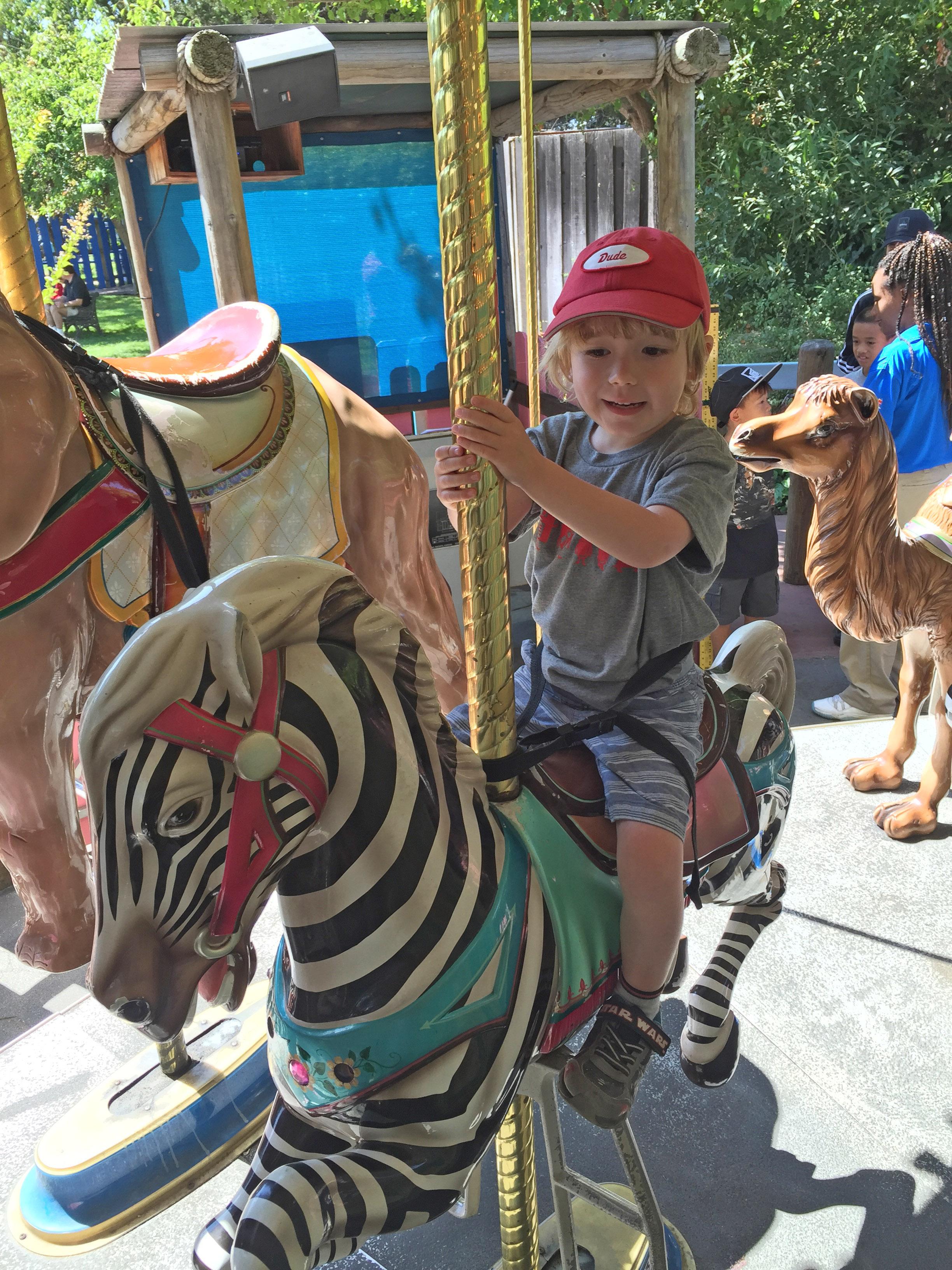 2016 Backblaze Six Flags Discovery Kingdom