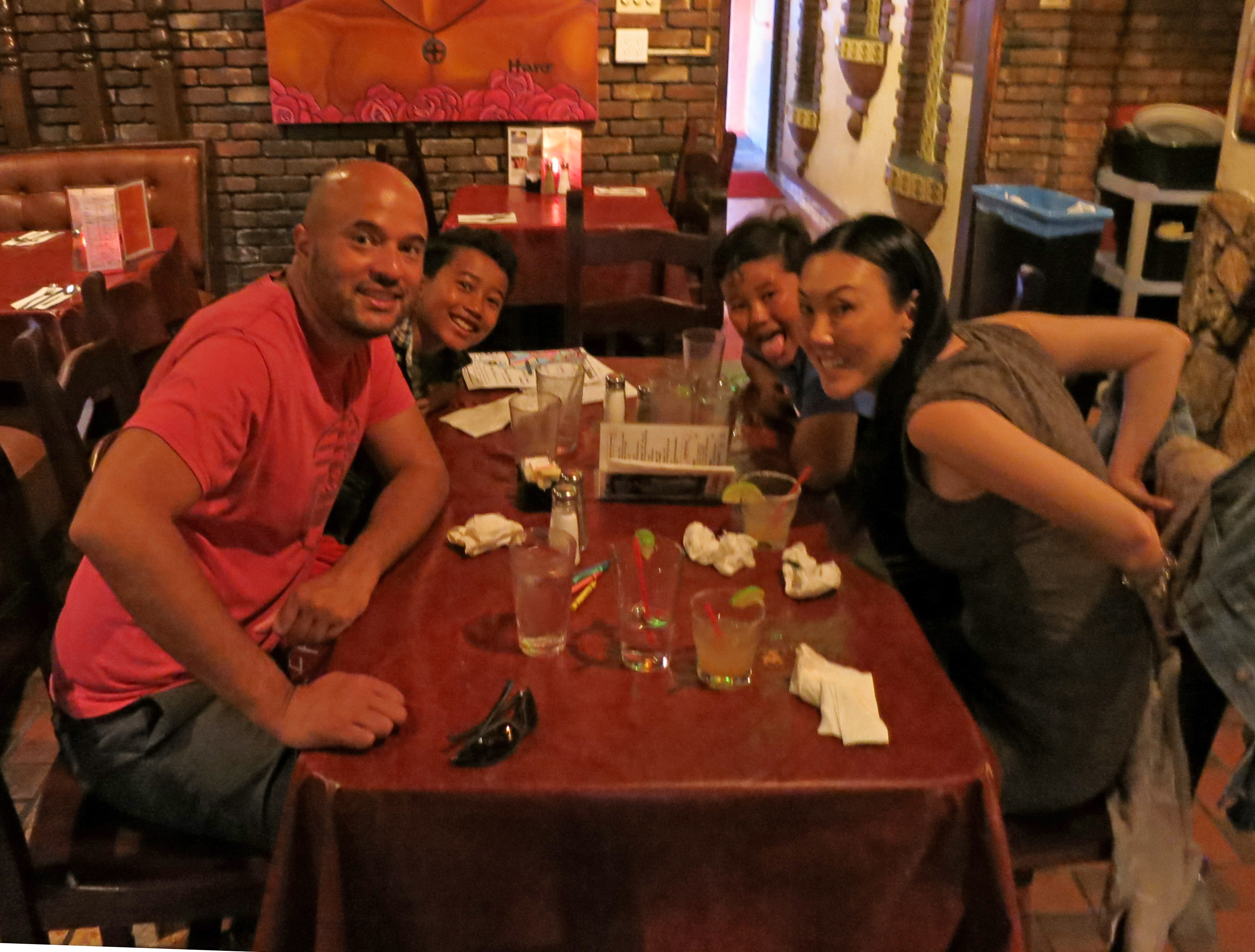 La Cabana Restaurant  Rose Ave Venice Ca