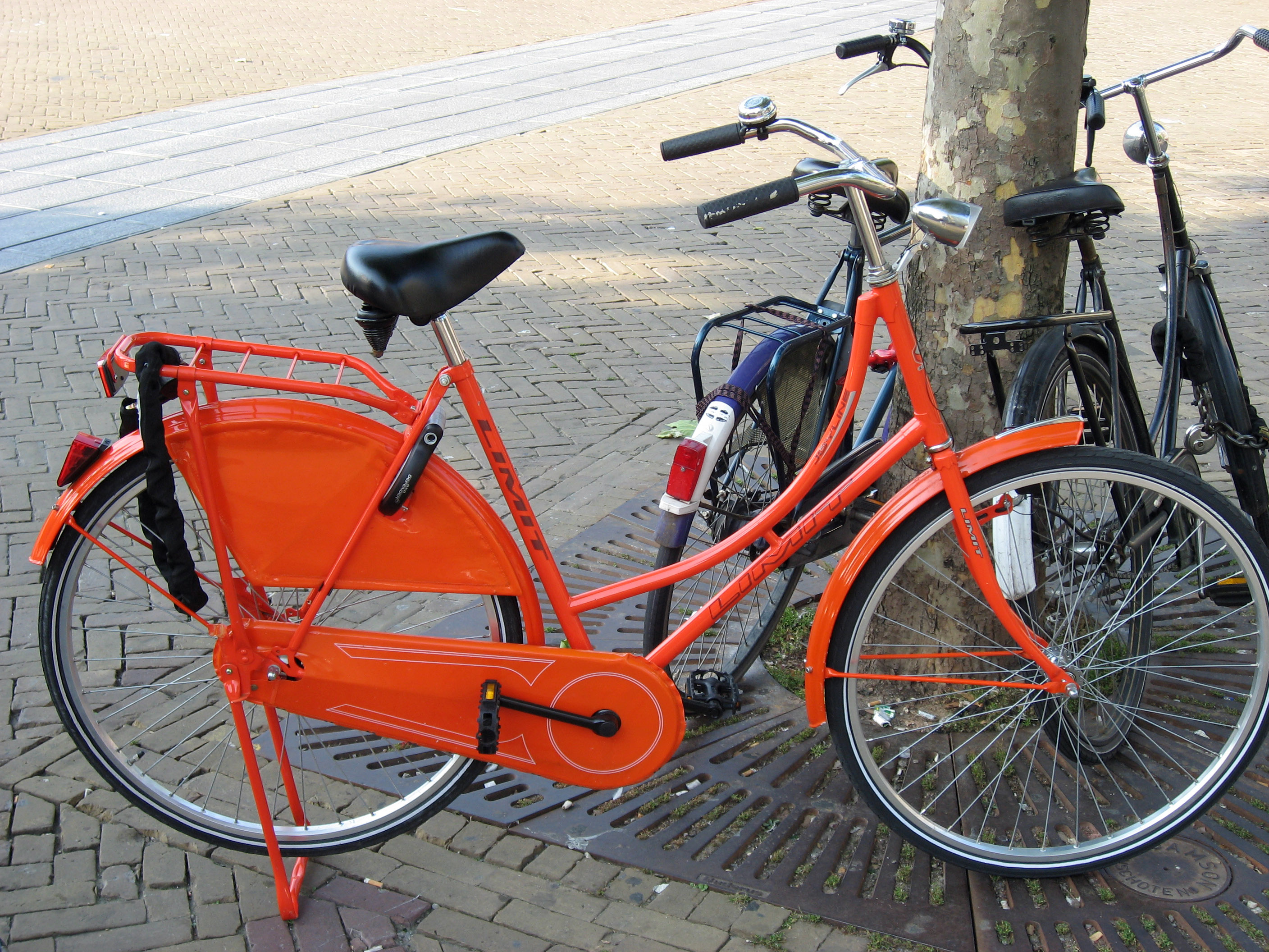 Get Off This!: Amsterdam Bicycles