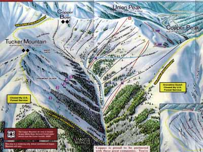 Copper Mountain, CO Ski Resort