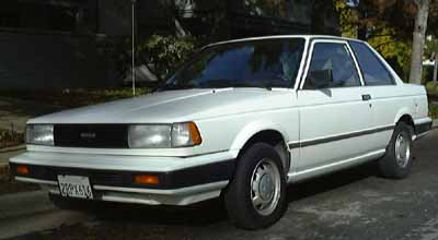 The 1990 Nissan Sentra