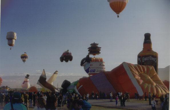 Albuquerque Balloon Festival 1997