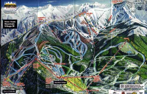 Santa Fe Ski Resort on flagstaff ski map, colorado ski map, taos ski map, pamporovo piste map, new mexico ski map, red river nm map, jackson hole ski map, aspen ski map, red river ski area map, mont tremblant ski map,