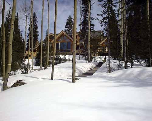 Telluride Log Cabins Gallery