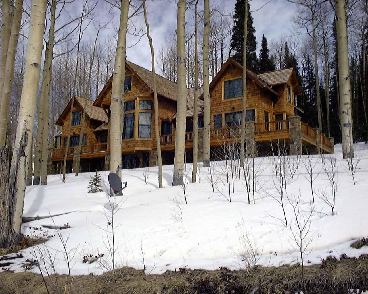 Colorado Cabins Rentals By Town Area Co Vacation Html