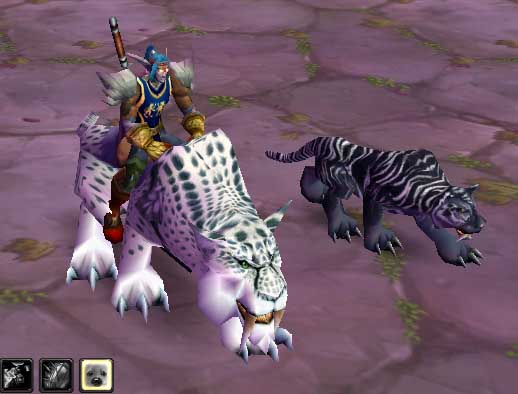 world warcraft pets